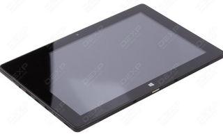 DEXP Ursus GX110: в России выпустили планшет для школьников