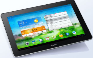 Обзор китайского планшета Huawei MediaPad 10FHD