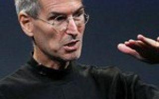 Британцы считают человеком года Стива Джобса