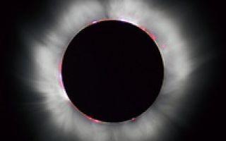 Солнечные затмения способны менять направление ветра