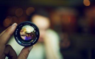 Качественное фото начинается с объектива