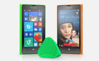 Lumia 435 Dual SIM уже есть в продаже в России