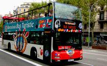 Туристические маршруты «Барселона Бас Туристик»