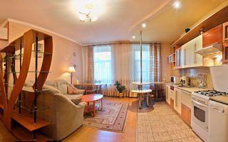 Апартаменты для праздников посуточно в Казани