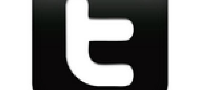 Горячие тренды 2010 по мнению Twitter
