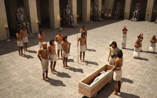 Виртуальное путешествие по пирамидам в Гизе