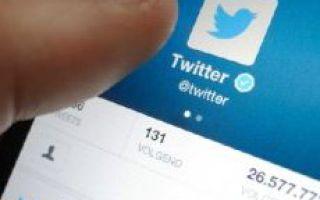 Новая функция Twitter: редактирование ранее опубликованных твитов