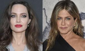 Дженнифер Энистон и Анджелина Джоли столкнутся на Золотом Глобусе