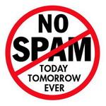 Резкое сокращение спама