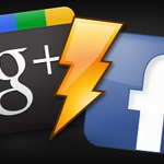 У социальных сетей Google+ и Facebook появились обновления