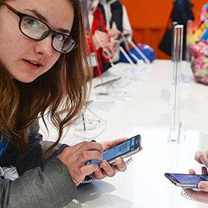 В крупных городах мобильный интернет используют 3 млн. человек