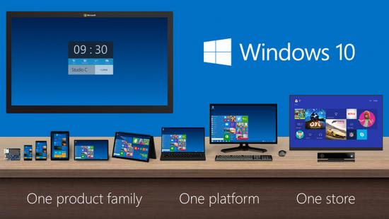 Неожиданное известие: к выходу в свет готовится Windows 10!