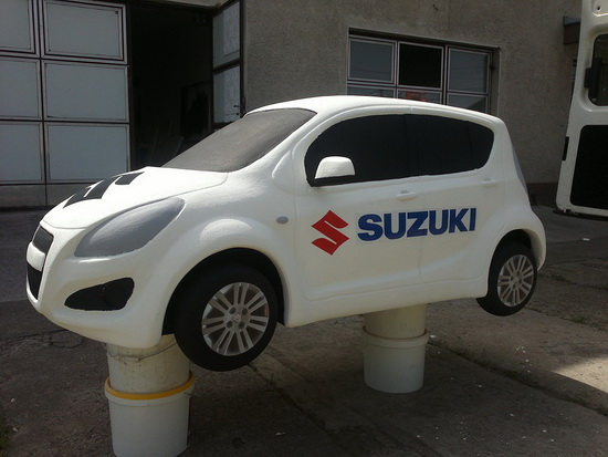 Где сделать ремонт катализатора для автомобиля Сузуки