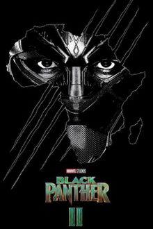 Черная пантера 2 (2022)