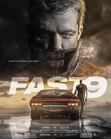 постер к фильму Форсаж 9 (2020)