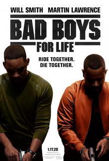 афиша к фильму Плохие парни навсегда (2020)