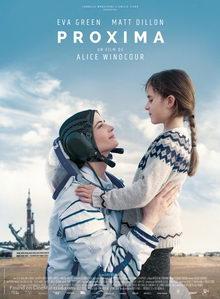 афиша к фильму Проксима (2020)