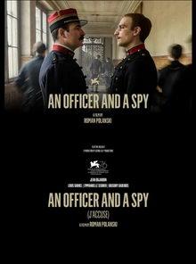 Офицер и шпион (2020)