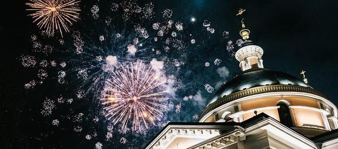 москва на новый год 2020