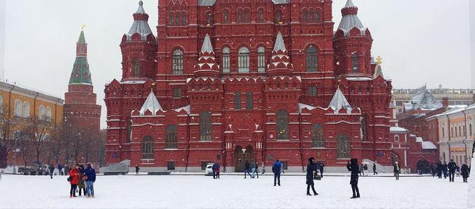 погода в москве на новый год 2020
